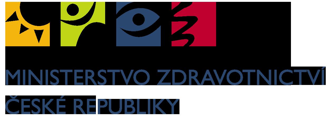 Výsledek obrázku pro ministerstvo zdravotnictví logo